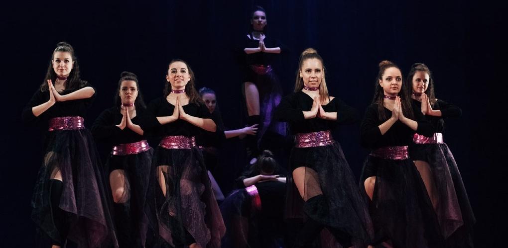 Танцевальный коллектив Президентской академии стал призером городской студенческой весны