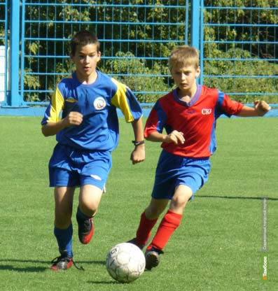 Тамбовские чиновники выделили на развитие любительского футбола 10 миллионов рублей