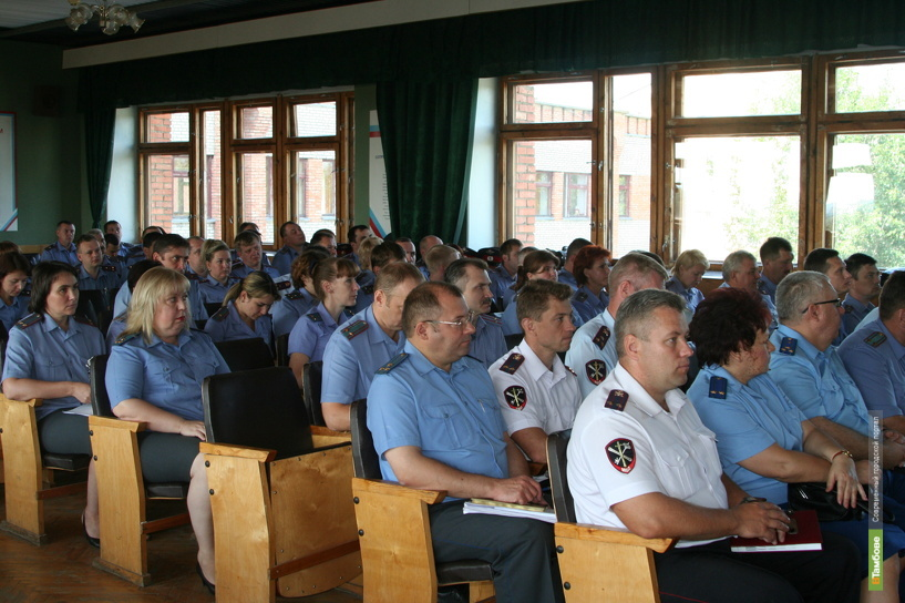 В Тамбове стартовал семинар криминалистов