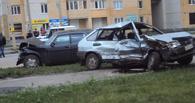 В ДТП на севере Тамбова пострадали два ребёнка