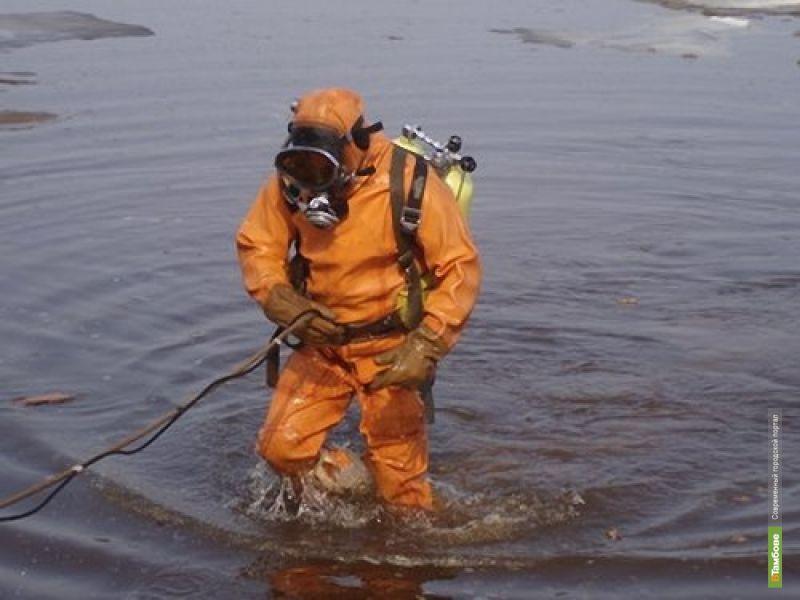 3 человека погибли на тамбовских водоемах за последние 3 дня