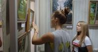 Ученики художественной школы №1 нарисовали картины о жизни С.В. Рахманинова