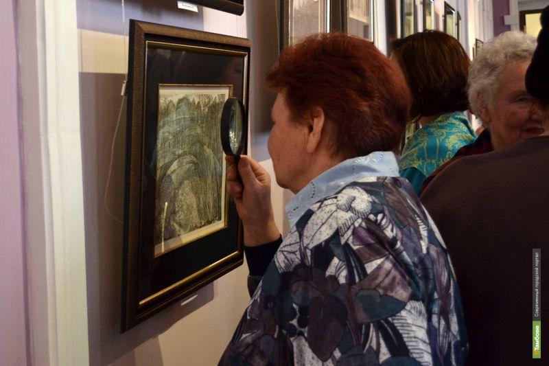 Тамбовчане могут рассмотреть никиреевские офорты