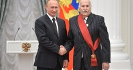 Владимиру Зельдину вручили орден «За заслуги перед Отечеством» I степени