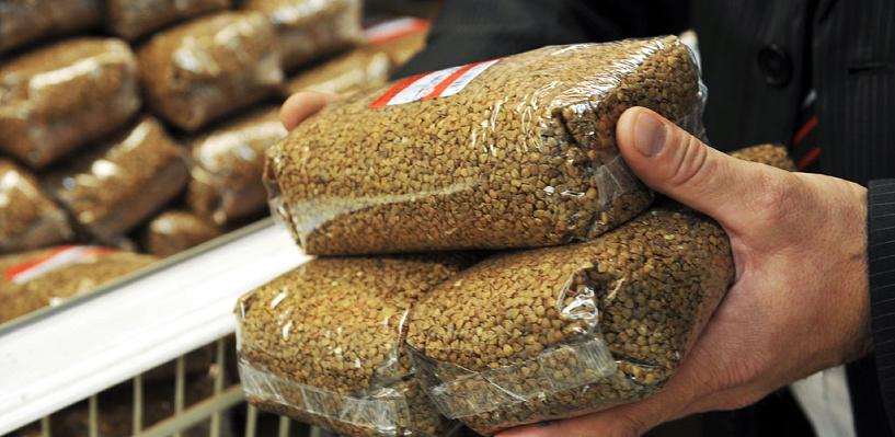 В Минсельхозе РФ заявили о падении цен на гречку