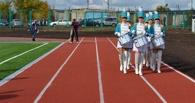 Строительство стадиона в Котовске обошлось в 40 миллионов рублей