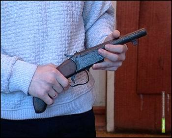 Тамбовские умельцы делают оружие дома