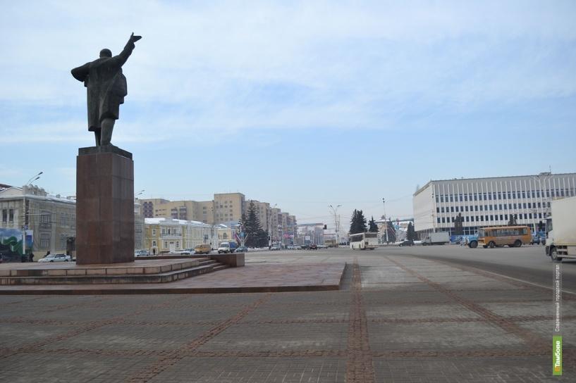 В День согласия и примирения центр Тамбова перекроют
