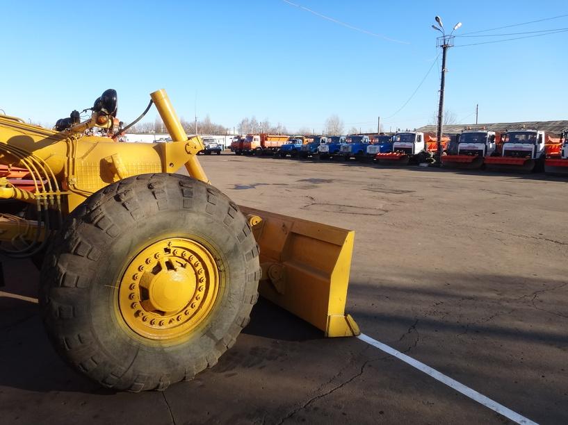 Тамбовские дорожники начали подготовку к зиме