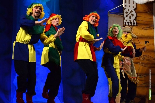 Юных тамбовчан ждут театральные каникулы