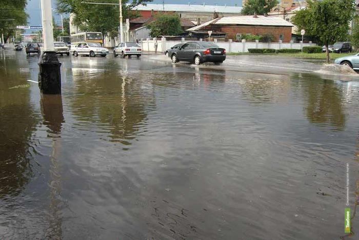 На севере Тамбова отремонтируют дороги