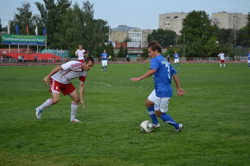 Ельчане сыграли вничью с «Академией футбола»