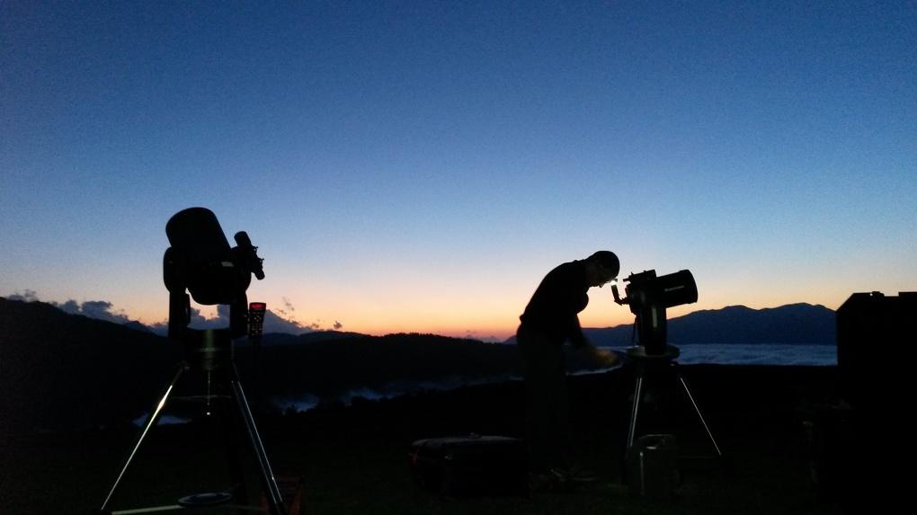 Романтика звёздной ночи: тамбовчан приглашают на «свидание» с небесными телами