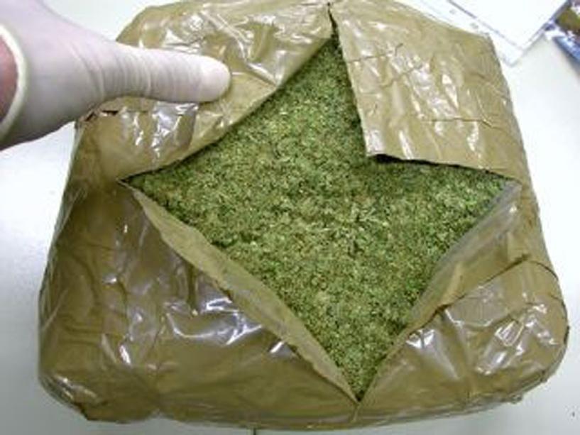 Несовершеннолетний тамбовчанин попался с килограммом марихуаны