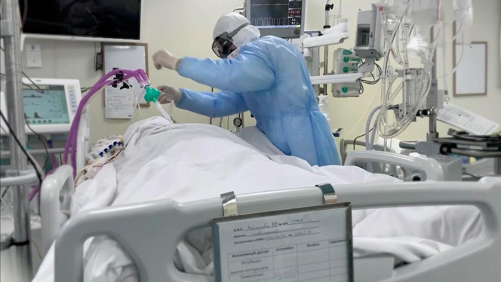 За сутки коронавирусом в Тамбовской области заболели 46 человек