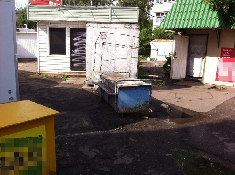 Тамбовчанин на сайте губернатора получил ответ на обращение о беспорядочной торговле