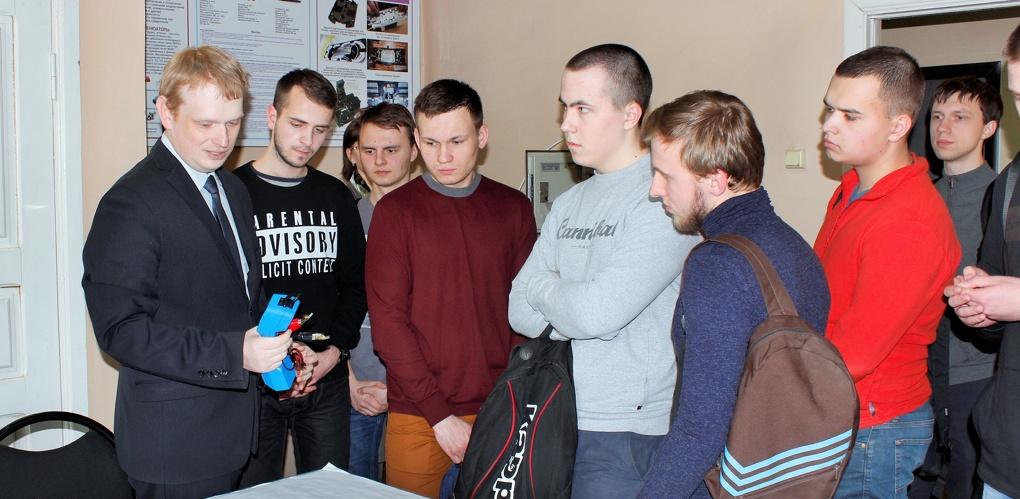 Мастер-класс для студентов Государственного университета «Дубна» от «Ростелекома»