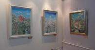 Одна из картин Никаса Сафронова осталась в Тамбове