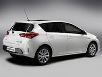 Toyota показала второе поколение Auris