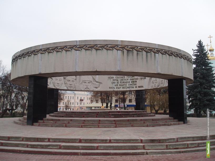 Центр Тамбова «встанет» на шесть часов