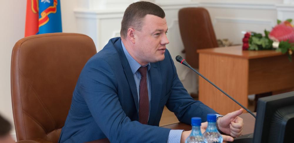 Александр Никитин попал в топ-20 национального рейтинга губернаторов