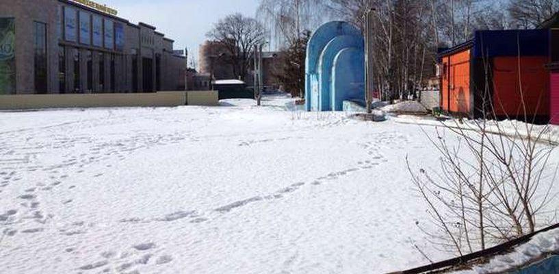 В Парке культуры планируют восстановить фонтан и танцевальную площадку