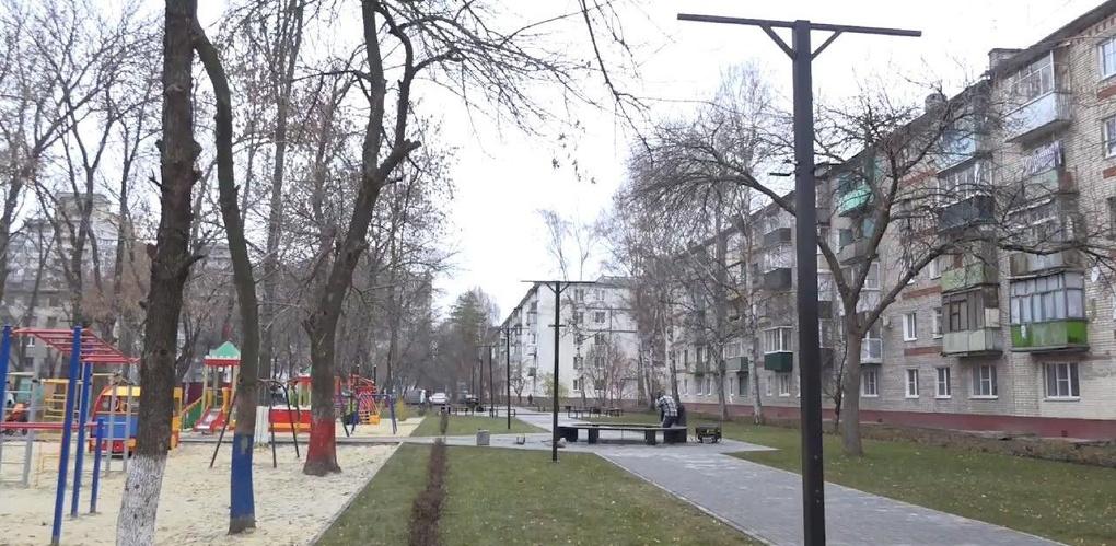В сквере на Пензенской установят экспериментальное освещение