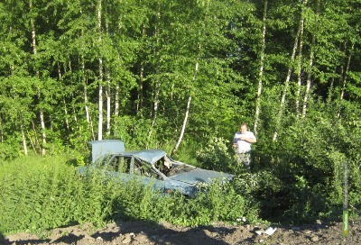 Молодая тамбовчанка погибла в ДТП в Мордовском районе