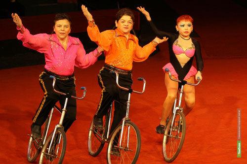 Цирк лилипутов даст в Тамбове два представления
