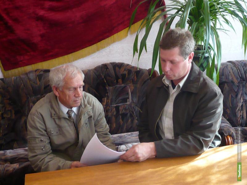 Тамбовского депутата подозревают в экстремизме