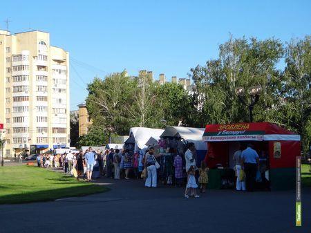 Тамбовчан вновь зазывают на ярмарку