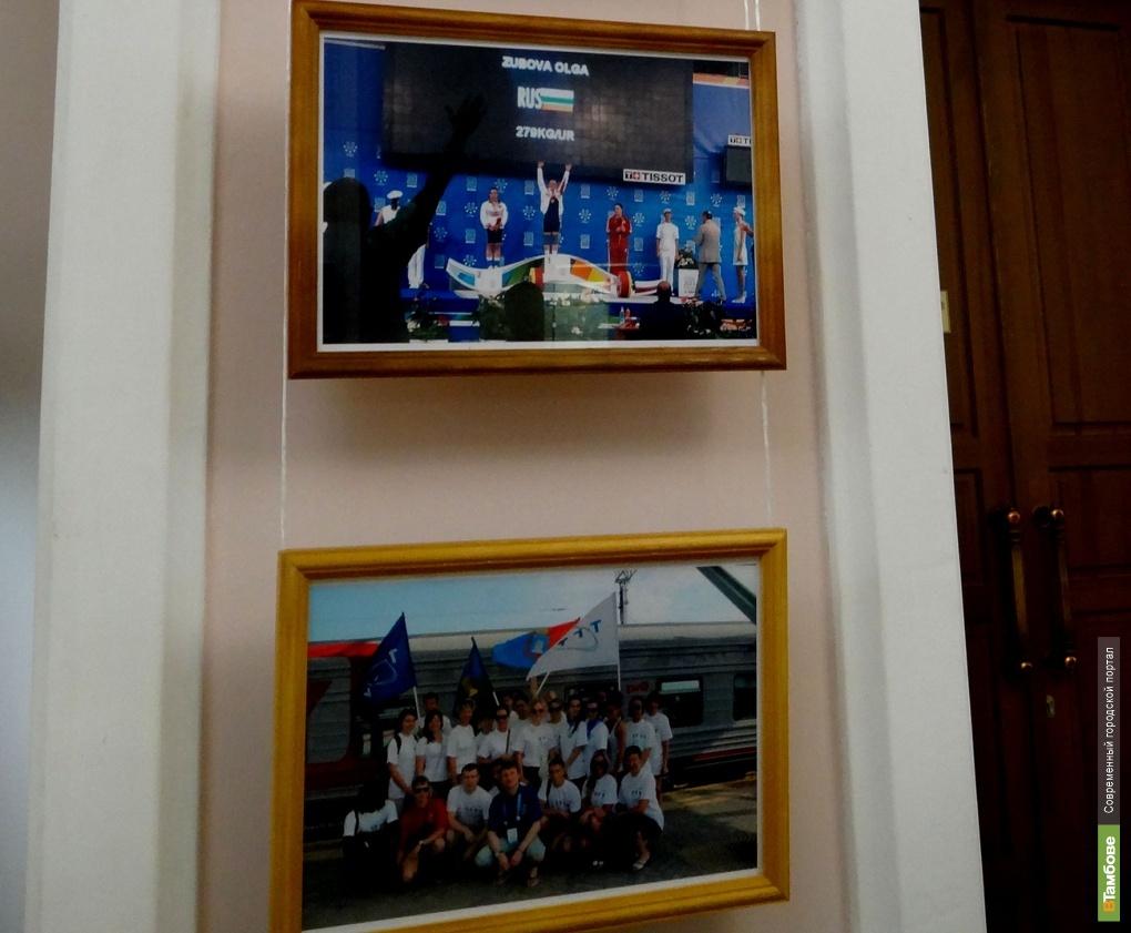 Тамбовчане могут познакомиться с атрибутикой казанской Универсиады