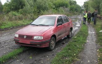В Мичуринске водитель сбил 18-летнюю девушку