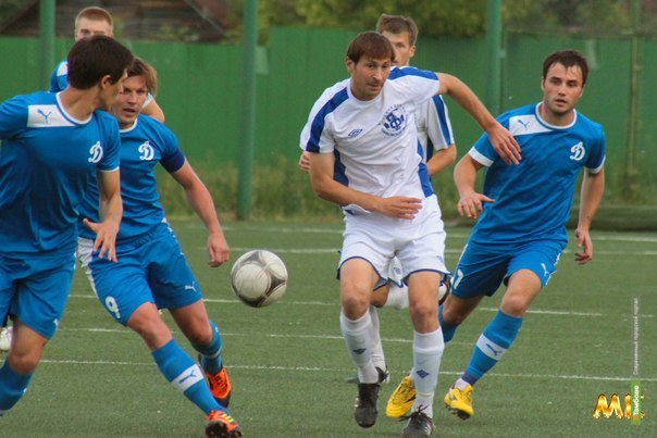 Тамбовская «Академия футбола» разгромила команду «Химик» из Новомосковска