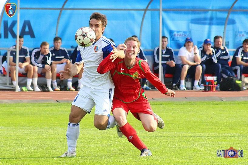 ФК «Тамбов» разгромил «Подолье» на своём поле