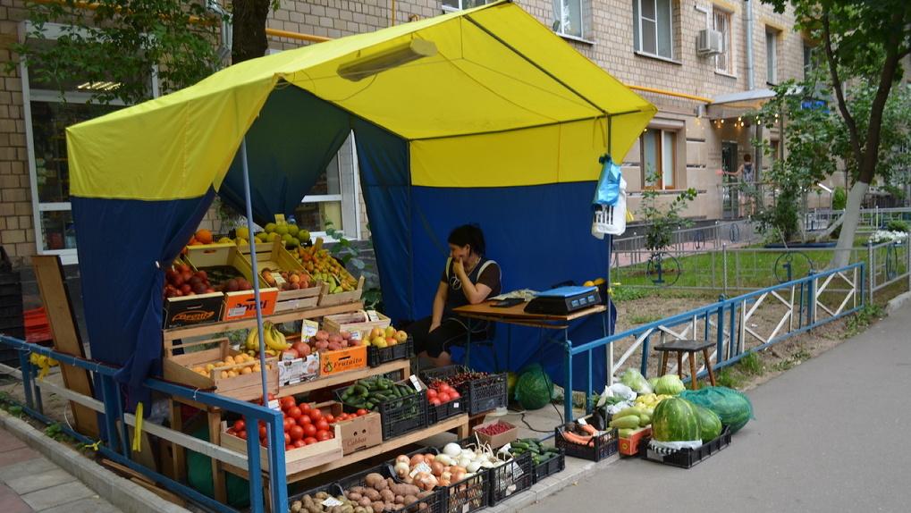 Торговые ряды на Куйбышева пока останутся на месте, но станут более привлекательными