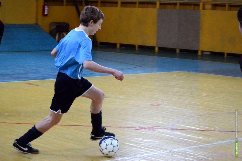 В Тамбове стартовал турнир по мини-футболу на приз мэрии