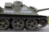 Гусеничный тест-драйв: вживаемся в роль танкиста в рубке СУ-100