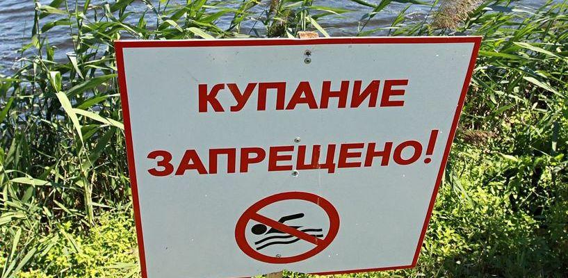 Купание запрещено: больше 10 пляжей в Тамбове не соответствуют нормам
