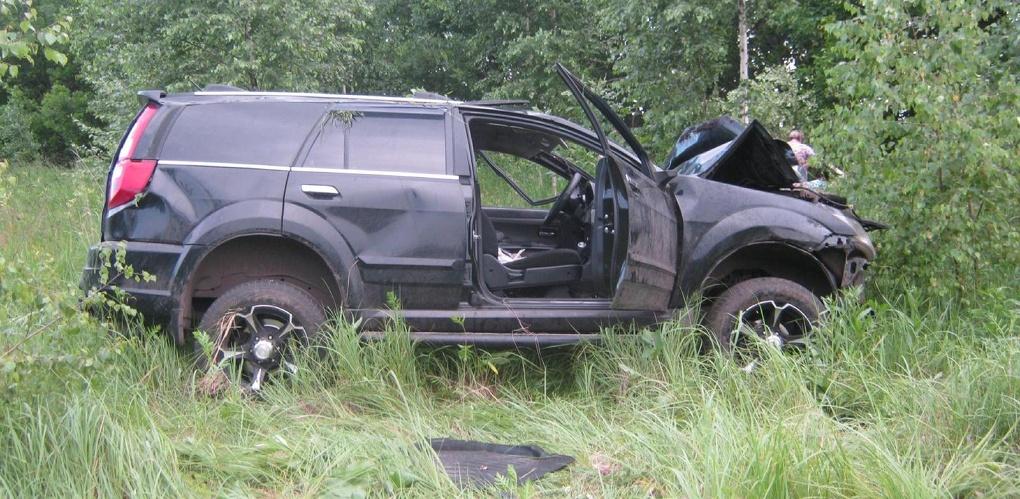 Молодой мужчина погиб в результате ДТП под Тамбовом