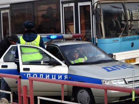 Тамбовский автолюбитель сбил «оранжевожилеточника»