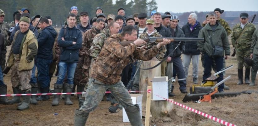 В Тамбовской области выберут лучшего охотника