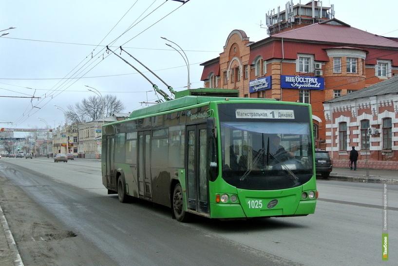 Глава «Тамбовгортранса» пообещал сохранить жизнь троллейбусному депо