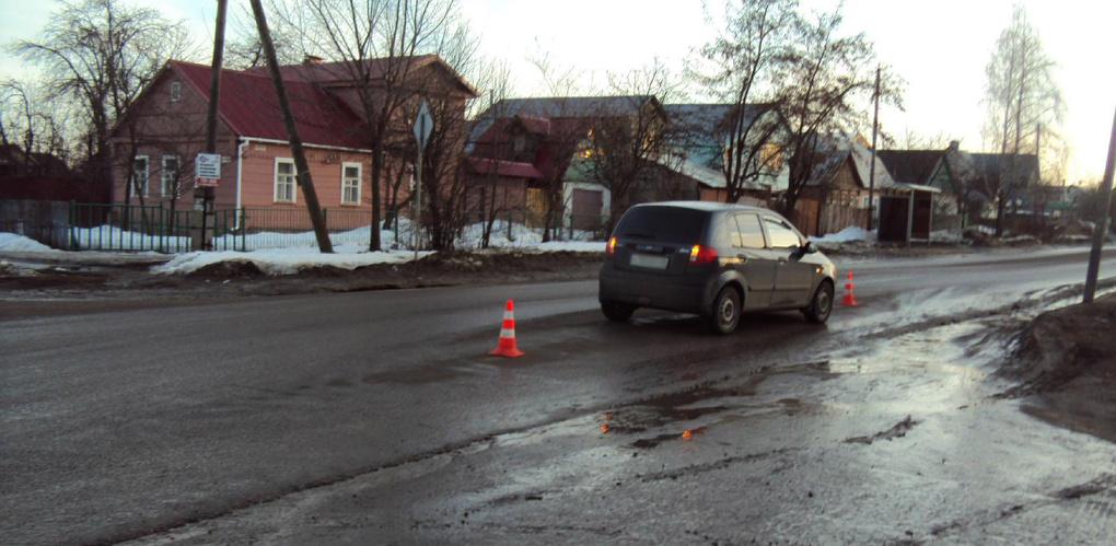 На улице Воронежской иномарка сбила 5-летнюю девочку