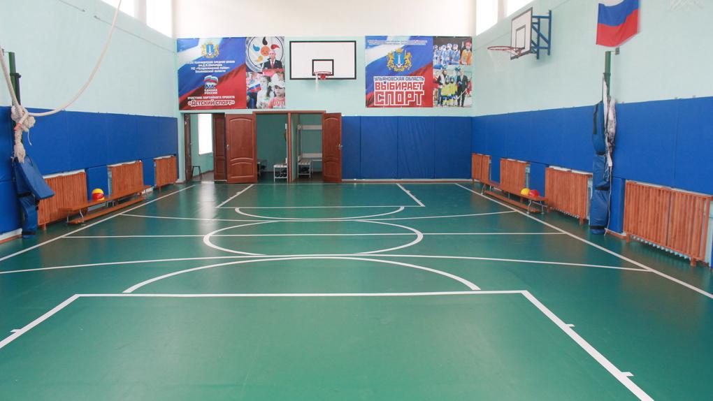 Физическое бескультурье: в 20 школах Тамбовской области нет спортзалов