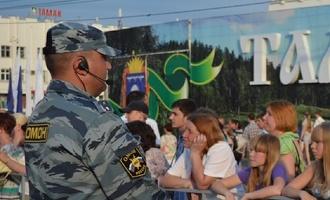 Тамбовская полиция во время праздников будет работать в усиленном режиме