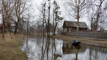 Перепечин: весенний паводок не застанет Тамбовщину врасплох
