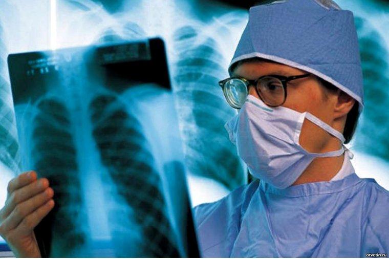 В областном центре увеличилось число заболевших туберкулёзом