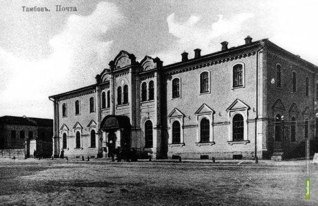 Фасад исторического здания Тамбовпочтамта отремонтируют к середине лета