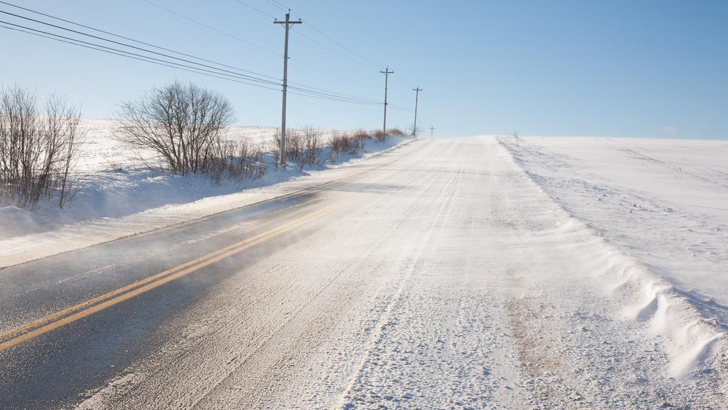 Из-за возможного снегопада за тамбовскими трассами будут следить круглосуточно